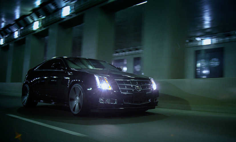 2011 CADILLAC CTS COUPE RWD