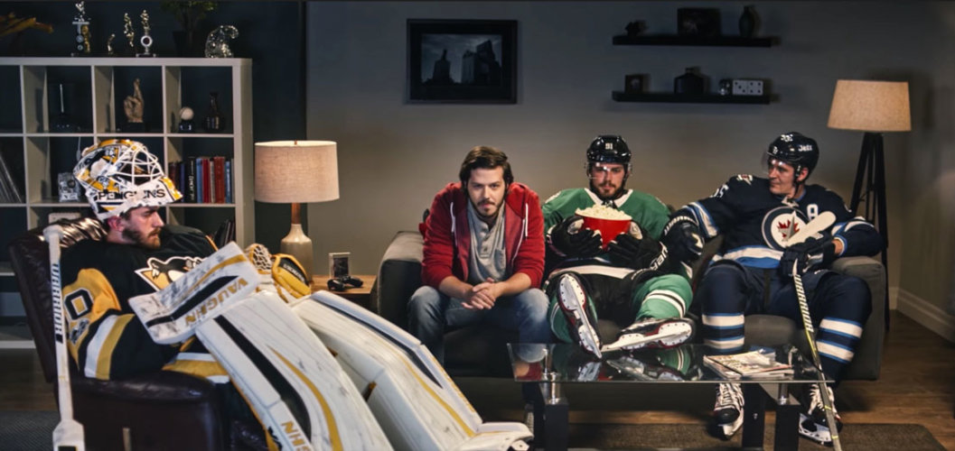 Rogers NHL LIVE – Take the NHL with you wherever you go!